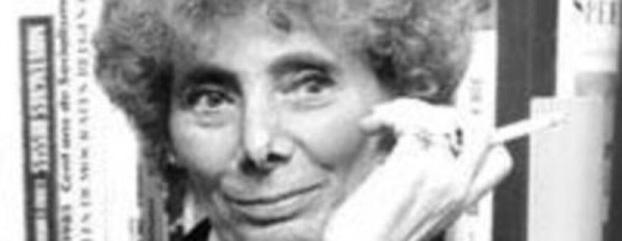 Une femme qui peignait les âmes