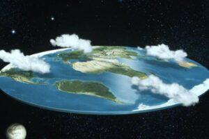 La terre a-t-elle été plate ?