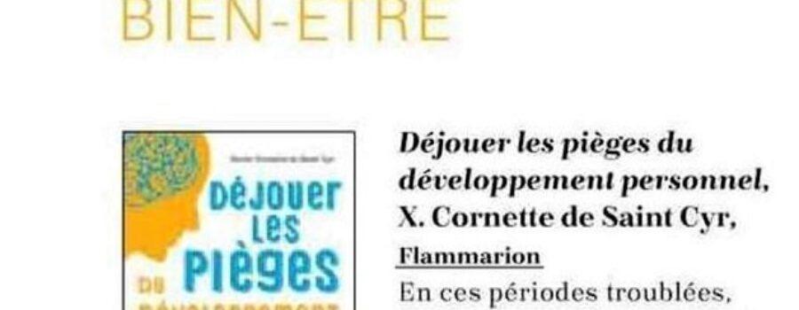 «Déjouer les pièges du développement personnel» sur Aimer-Lire